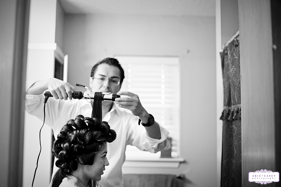 Beautiful, Gorgeous, Romantic, Sweet, Photojournalistic Wedding pictures of Analisa Gallegos and Casey McCain at Sacred Heart Cathedral Church and San Angelo State University LeGrand Center in San Angelo photography by Texas Wedding and Portrait Photographers Aric + Casey Lampert of Aric + Casey Photography