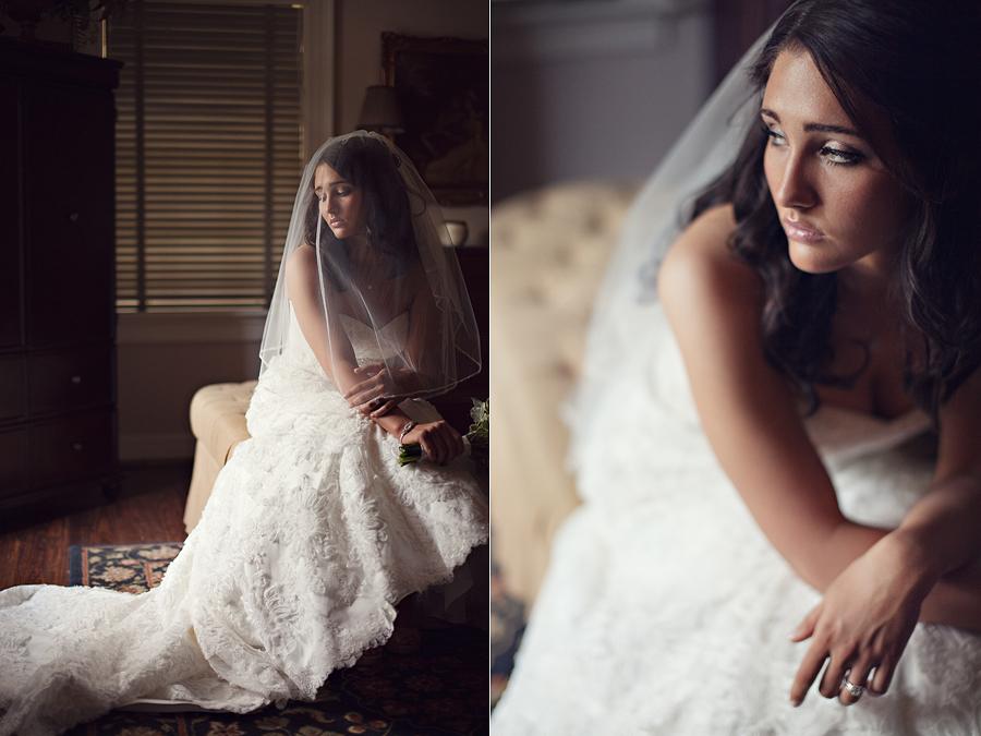 Beautiful Lubbock Bridal Portraits