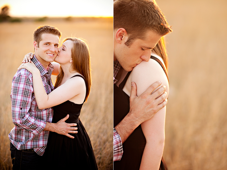 Romantic Lubbock Wedding Photographer