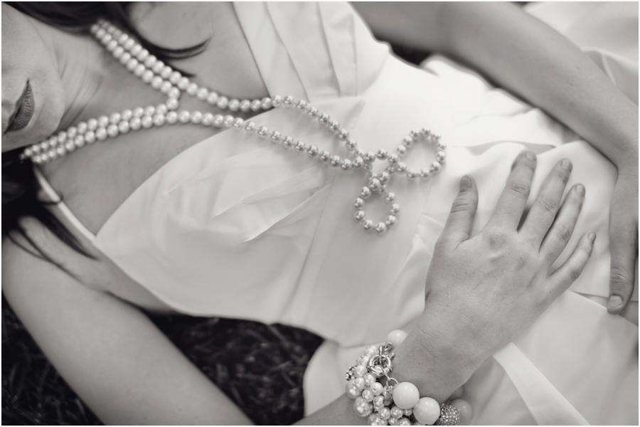 long strand pearls