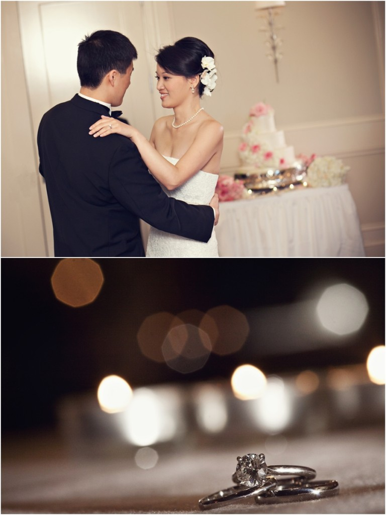 Brennan's Houston wedding reception