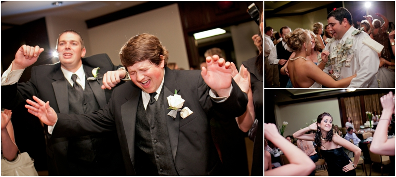 Funny reception pictures in Lubbock at Merket
