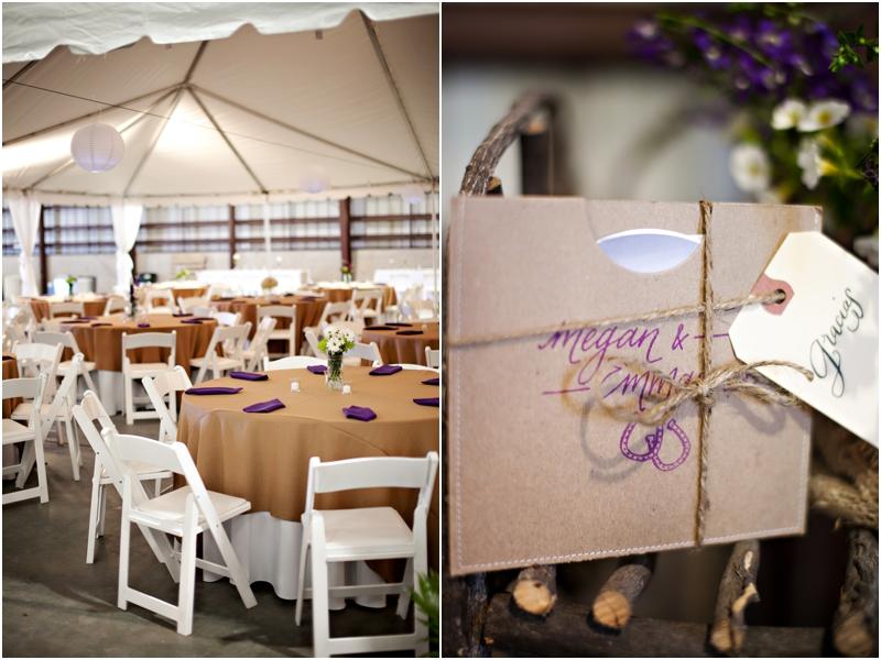 barn reception details