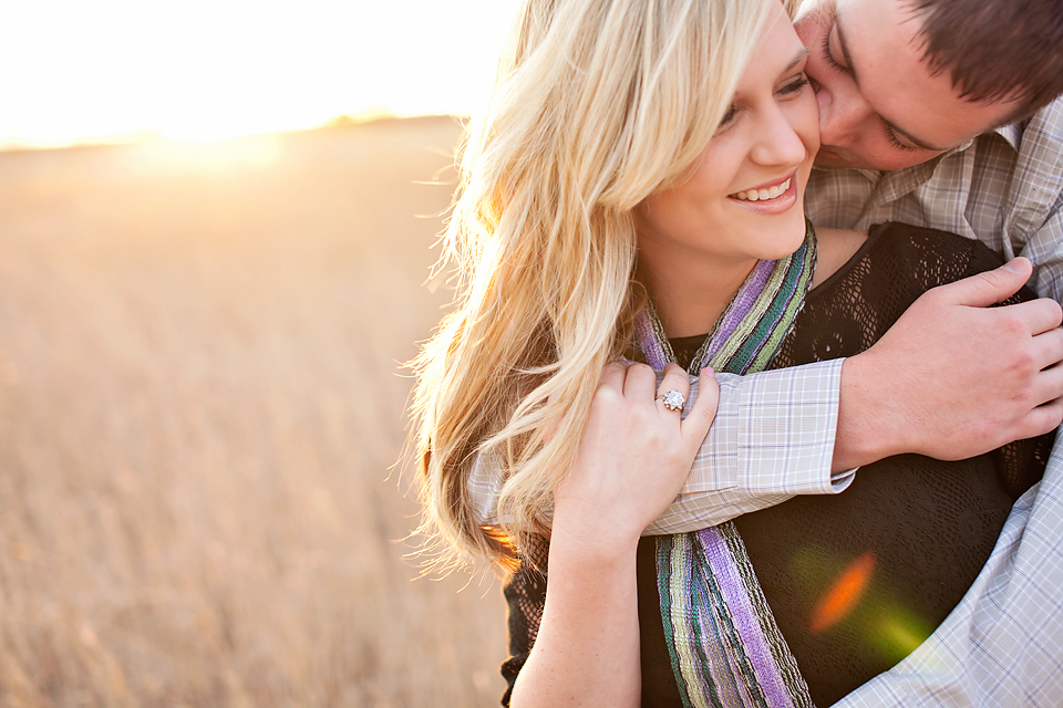 beautiful lubbock engagement pictures
