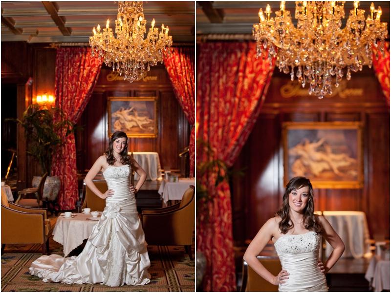 Adolphus Hotel Wedding Photographer
