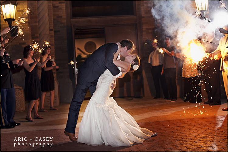 Frazier Alumni Wedding