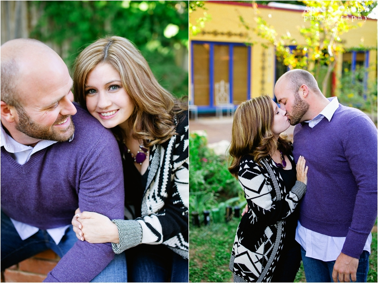 Aztec inspired Engagement Session