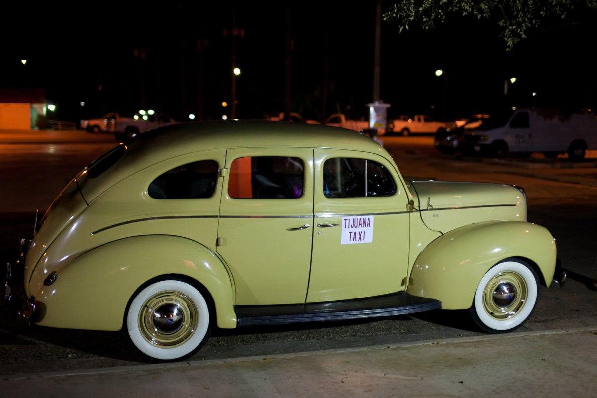 getaway car lubbock wedding