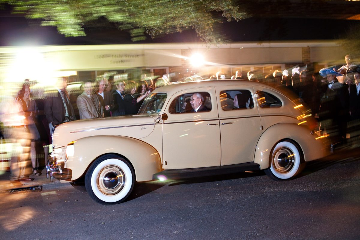 lubbock wedding car