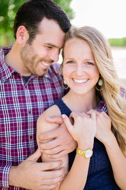 lubbock engagement portrait