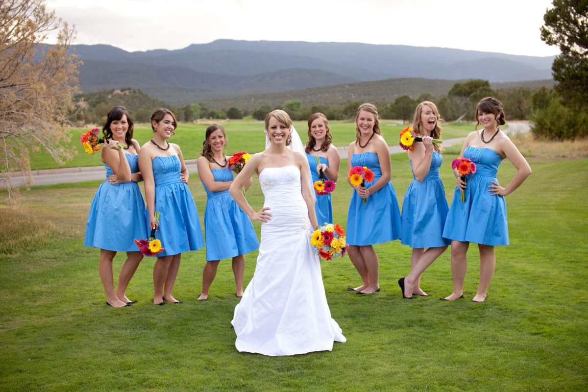 albuquerque bridesmaids dress