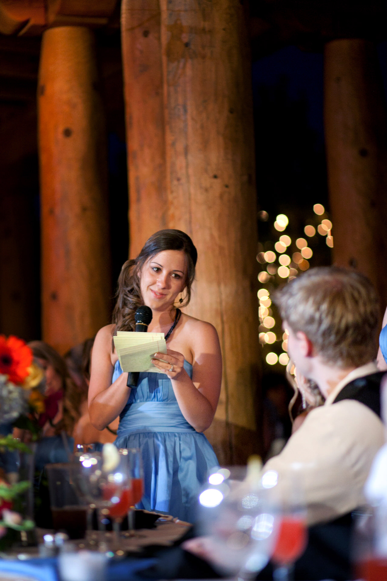 matron of honor toast