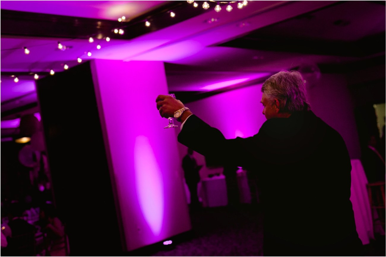 merket alumni center wedding toasts