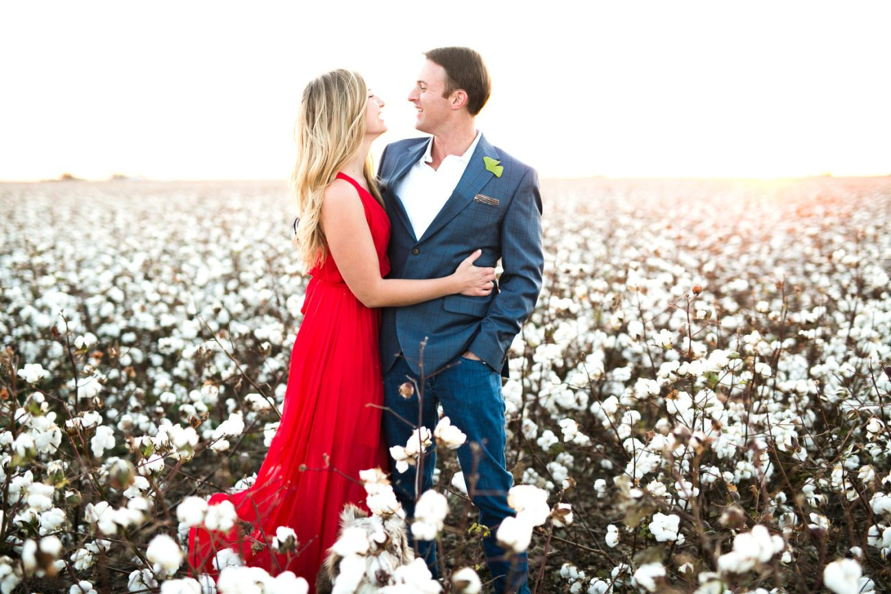 cotton engagement