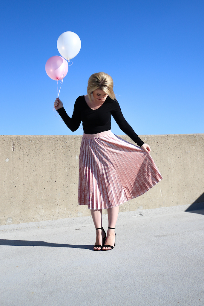 Valentine's Day Outfit That'll Transition Day to Night & Won't Break the Bank