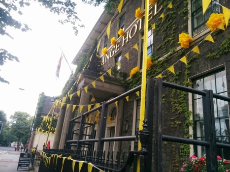 Yorkshire was still all Yellow in 2014 after the Grand Depart