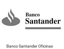 Banco Santander Oficinas