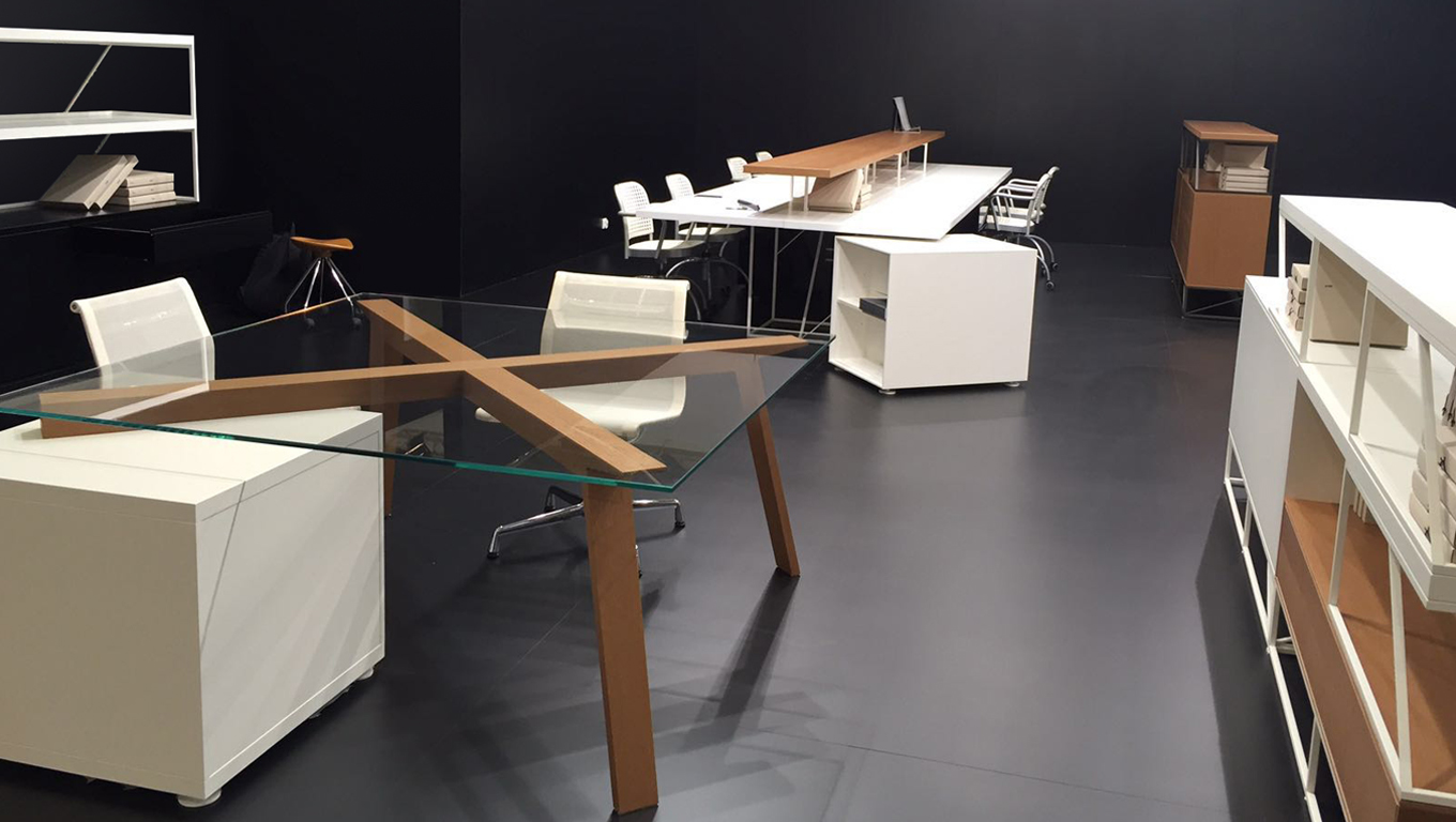 WO, featuring functional pieces and a sensitive and innovative aesthetic