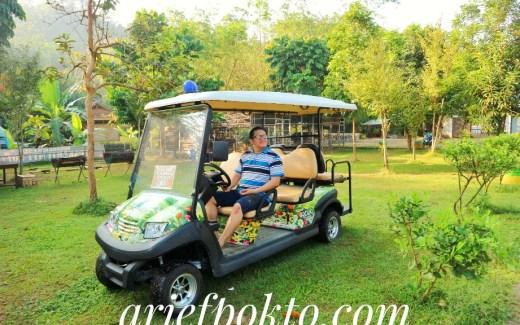 buggy cart taman botani sukorambi ariefpokto