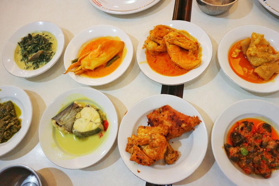 Menu Masakan Padang Favorit Ariefpokto Com
