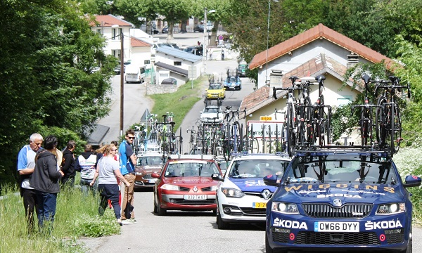 Ronde Support Vehicles S