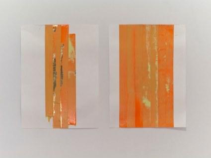 Orange orange gold