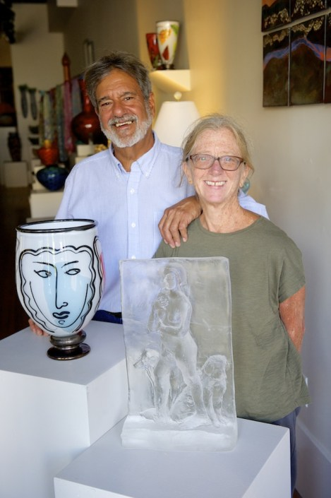 The Artists of Ariel Craft Gallery | Asheville, NC | WNC