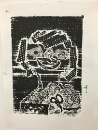 Aiden's Collagraph