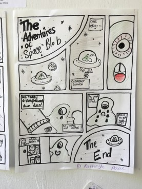 Kathryn's Comic