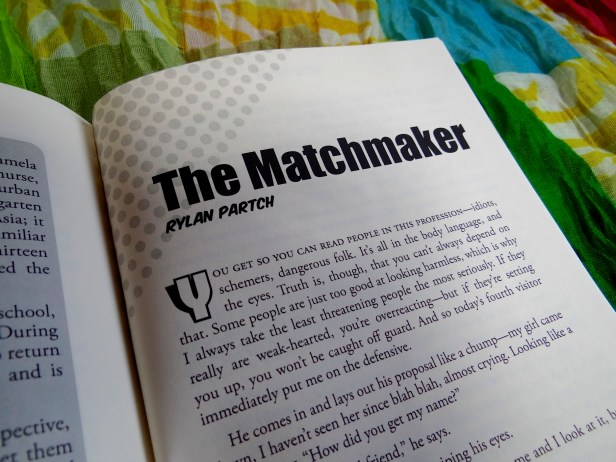 The Matchmaker by Rylan Partch
