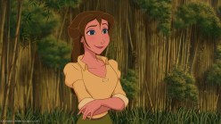 Jane, of Tarzan, is one of the few slight divergences of the Disney Explorer Archetype in that her father and everyone else in the film is fine with her curiosity and gumption. In fact, she may be one of the most balanced Explorer types on this list, though some might say she was too simple (and nearly a trope).