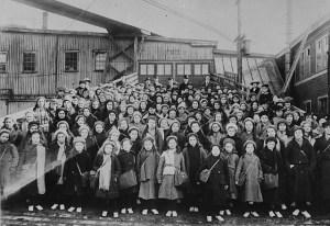 Orphan children bound to Canada