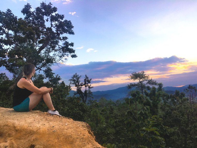 You haven't experienced Pai until you see the sunset at Pai Canyon