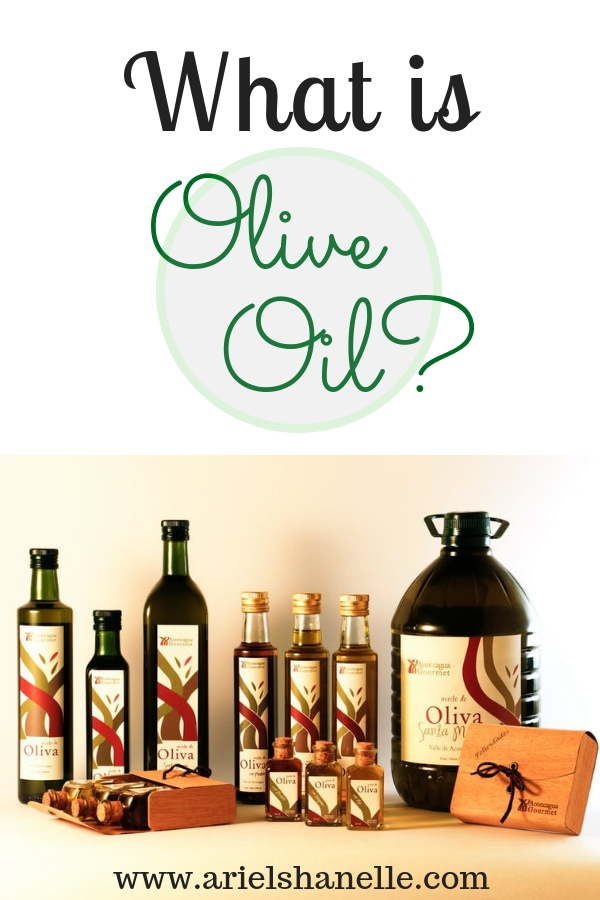 What is olive oil? What's the different between extra virgin olive oil and pure olive oil?