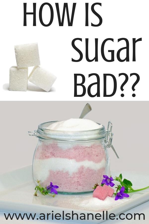 Dangerous Side Effects Of Sugar