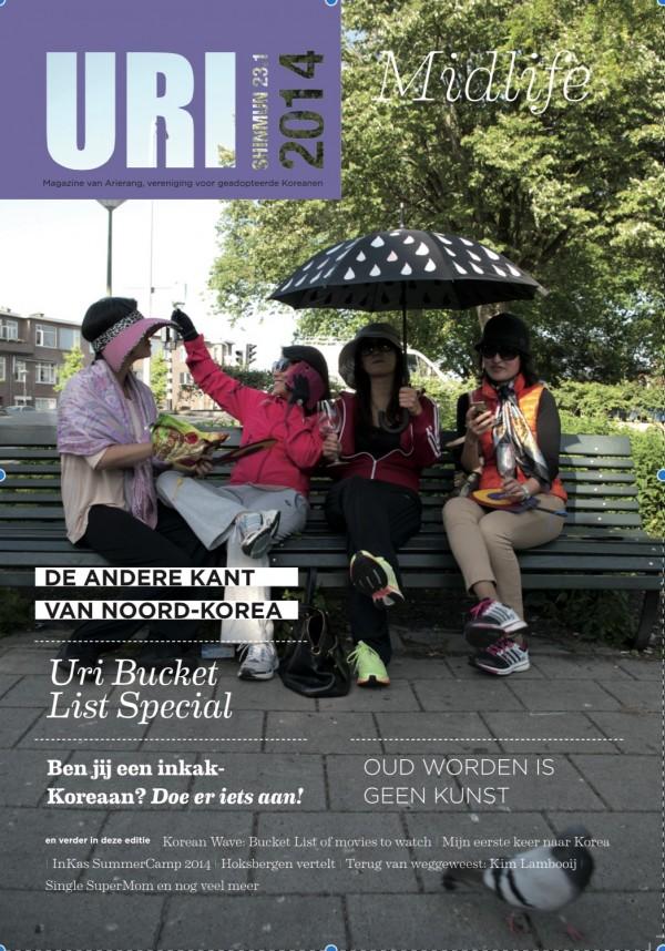 Cover Uri Shinmun 23.1 - Midlife
