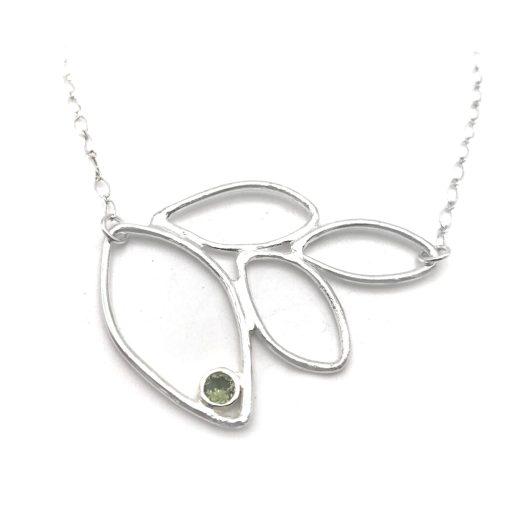 Botanical Jewelry Leaf Necklace