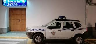 ¡¡POLICÍA LOCAL EN VILLANUEVA DE CÓRDOBA!!