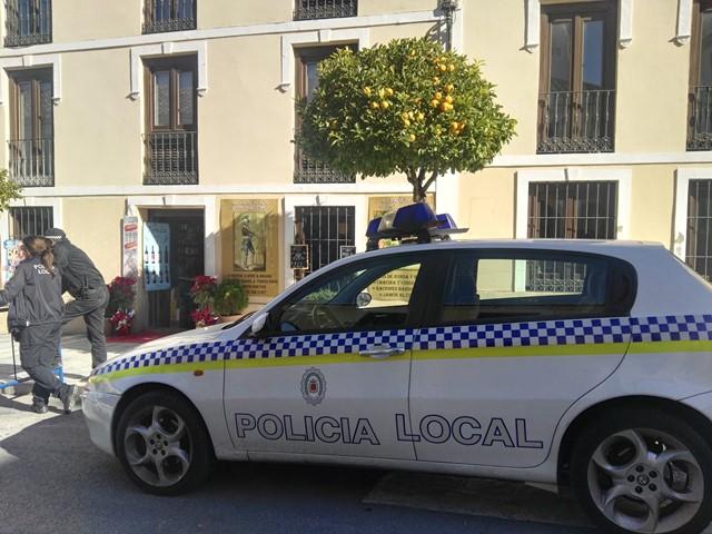 CONVOCATORIA POLICÍA LOCAL PARA RONDA