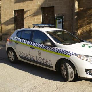CINCO CONVOCATORIAS POLICÍA LOCAL