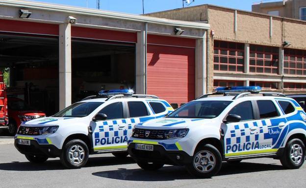 POLICÍAS LOCALES PARA ÚBEDA