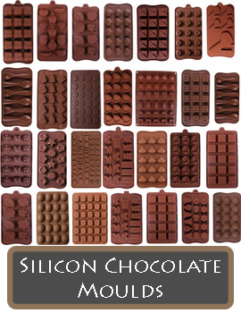 Silicon Chocolate Moulds