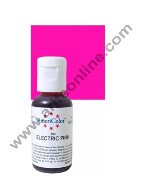 AmeriColor Electric Pink 0