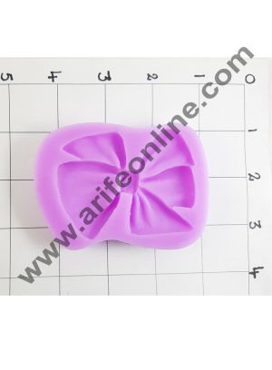 Cake Decor Silicon 1Pcs Bowknot Design Mold Fondant Clay Marzipan Cake Decoration Mould
