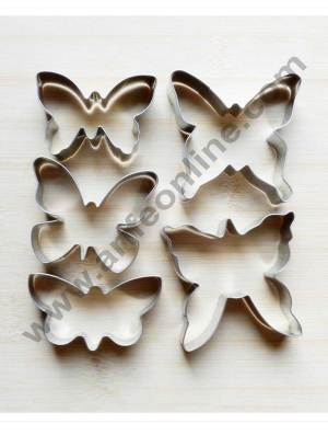 Butterfly Cookie Cutters