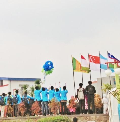 soft launching telkom university 3