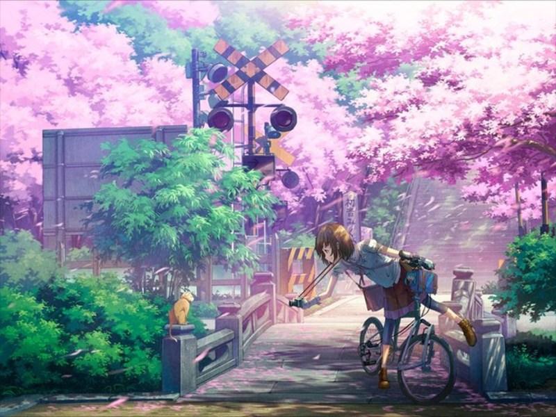 Rekomendasi Anime Yang Memiliki Pemandangan Indah Part 1 Arif Keisuke