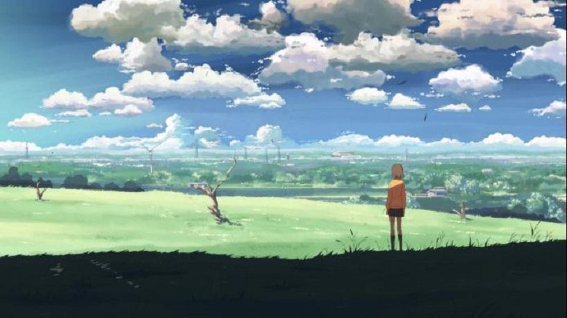 Rekomendasi Anime yang Memiliki Pemandangan Indah Part 1