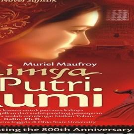 Kisah Perjalanan Rumi Menjadi Sufi dan Anak Angkatnya Kimya dari Desa Sampai Bertemu Rumi, Resensi Buku Kimya Sang Putri Rumi