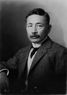 Natsume Soseki by Library Tohoku University